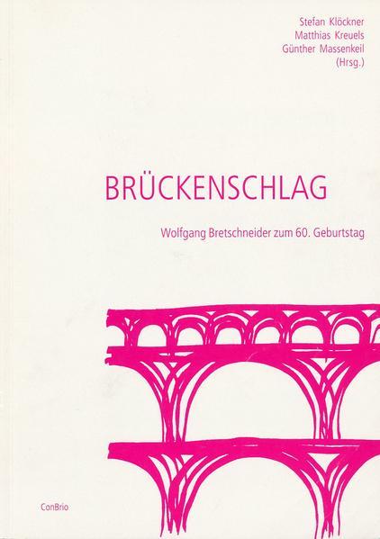 Brückenschlag als Buch von