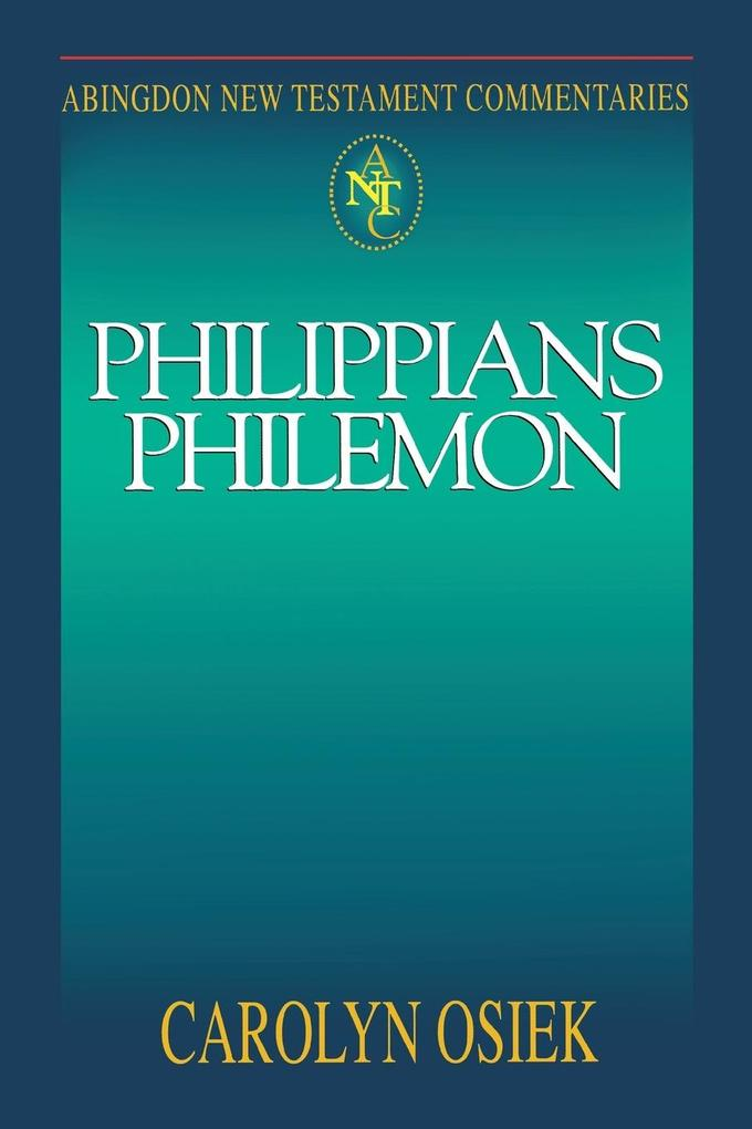 Abingdon New Testament Commentaries: Philippians & Philemon als Buch