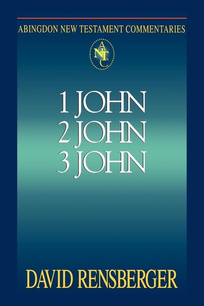 Abingdon New Testament Commentary 1, 2 & 3 John als Taschenbuch