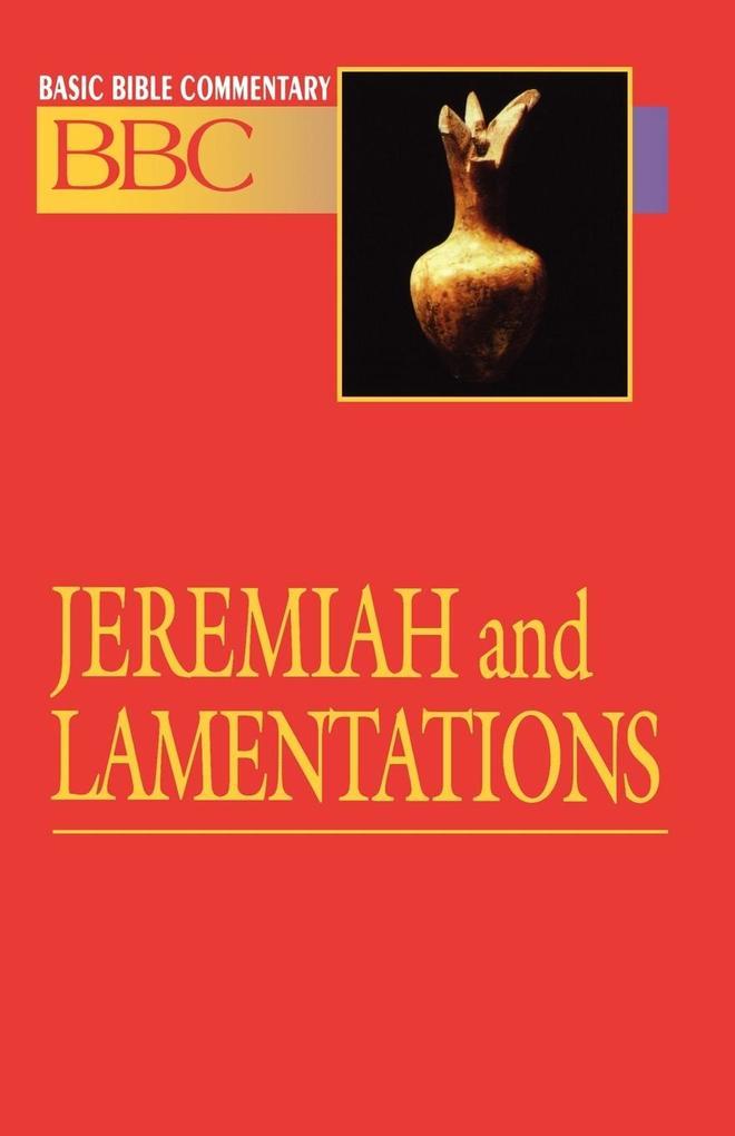 Jeremiah and Lamentations als Taschenbuch