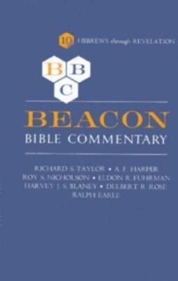 Beacon Bible Commentary, Volume 10: Hebrews Through Revelation als Buch