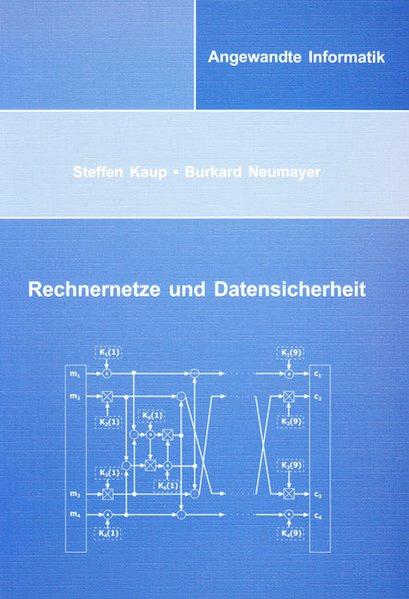 Rechnernetze und Datensicherheit als Buch von S...