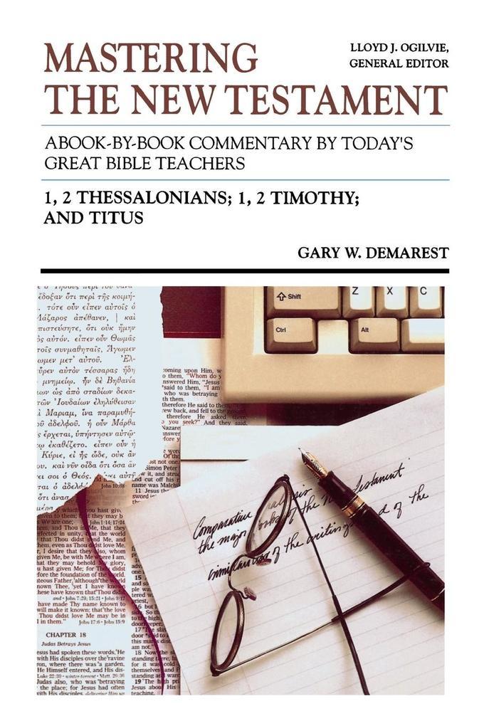 1, 2 Thessalonians, 1, 2 Timothy and Titus als Taschenbuch
