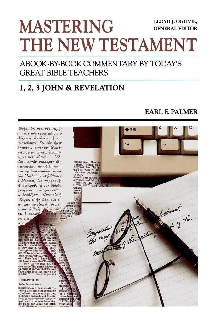 1,2,3, John & Revelation als Taschenbuch