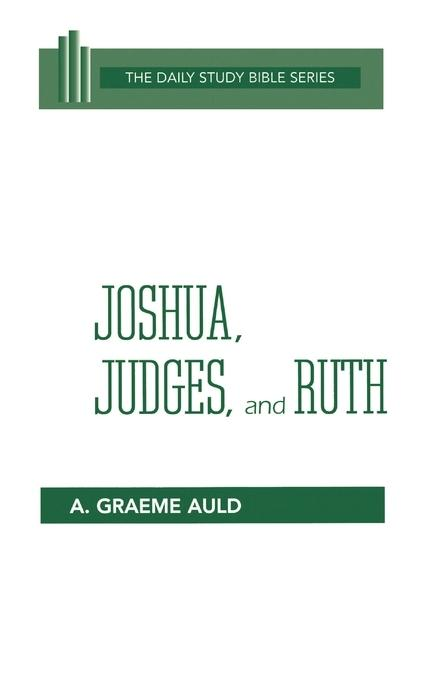 Joshua, Judges, and Ruth als Buch
