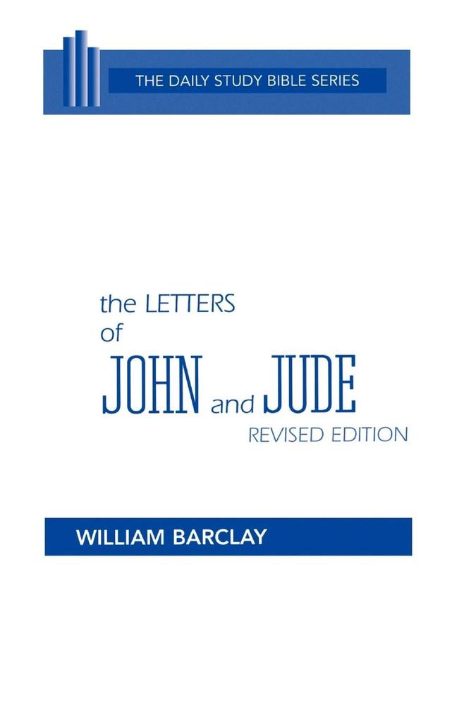 The Letters of John and Jude als Buch