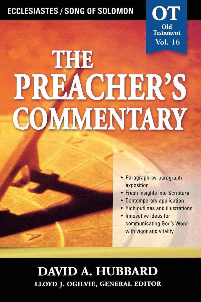 Ecclesiastes / Song of Solomon als Taschenbuch