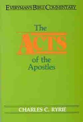 Acts of the Apostles- Everyman's Bible Commentary als Taschenbuch