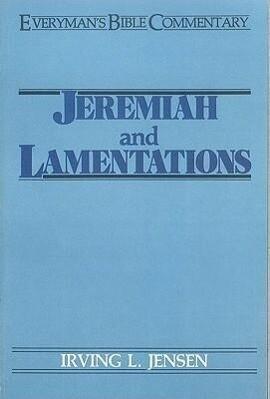 Jeremiah & Lamentations- Everyman's Bible Commentary als Taschenbuch