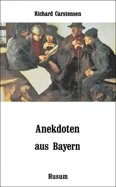 Anekdoten aus Bayern als Buch