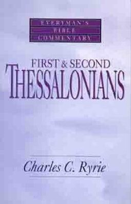 First & Second Thessalonians- Everyman's Bible Commentary als Taschenbuch