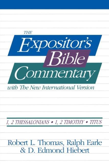 1 and 2 Thessalonians, 1and 2 Timothy, Titus als Taschenbuch
