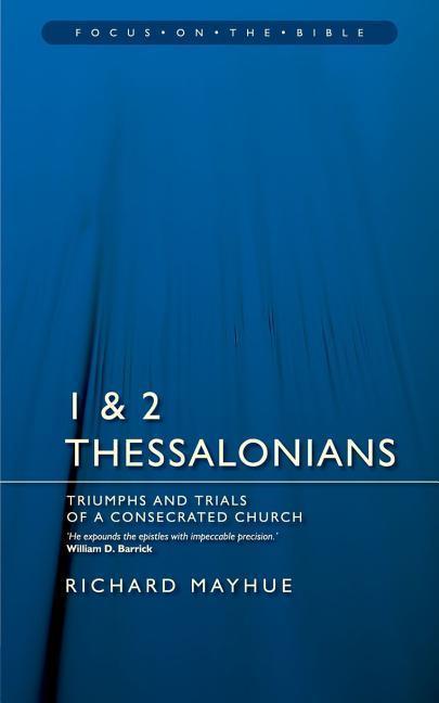 1 & 2 Thessalonians als Taschenbuch