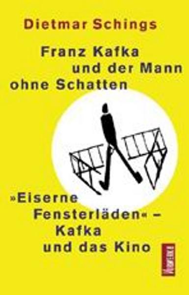 Franz Kafka und der Mann ohne Schatten als Buch...