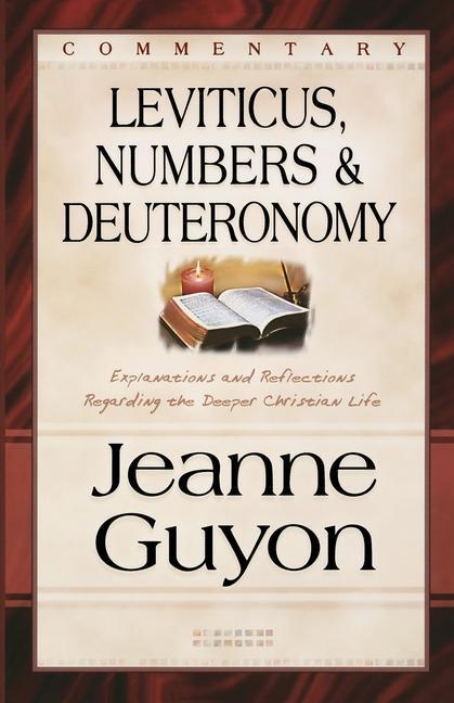 Leviticus, Numbers & Deuteronomy: Commentary als Taschenbuch