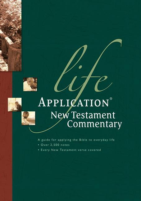 Life Application New Testament Commentary (Repkg) als Buch