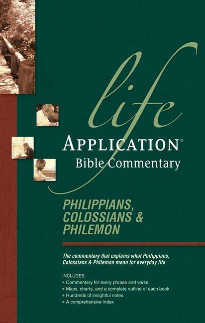 Philippians, Colossians, & Philemon als Taschenbuch