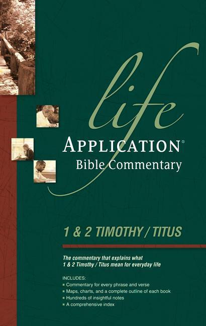 1 & 2 Timothy and Titus als Taschenbuch