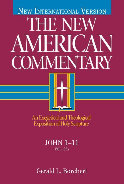 John 1-11: An Exegetical and Theological Exposition of Holy Scripture als Buch