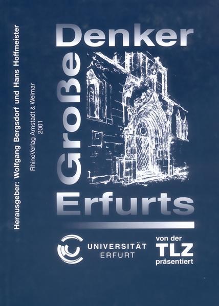 Große Denker Erfurts als Buch von