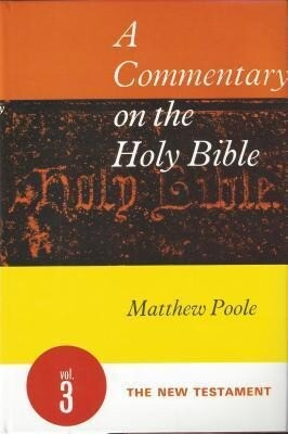 Comt-Poole-New Testament V3: als Buch