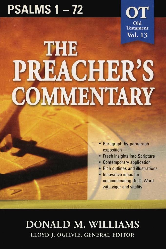 Psalms 1-72 als Taschenbuch
