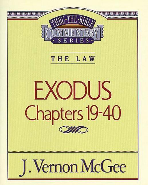 Thru the Bible Vol. 05. the Law (Exodus 19-40) als Taschenbuch
