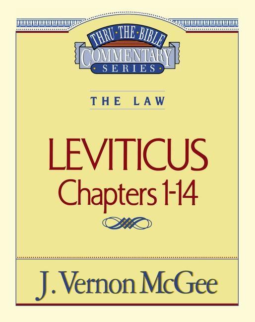 Thru the Bible Vol. 06. the Law (Leviticus 1-14) als Taschenbuch
