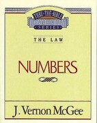 Thru the Bible Vol. 08: The Law (Numbers)