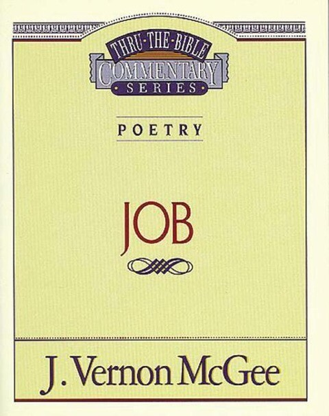 Thru the Bible Vol. 16: Poetry (Job) als Taschenbuch