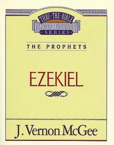 Thru the Bible Vol. 25: The Prophets (Ezekiel) als Taschenbuch
