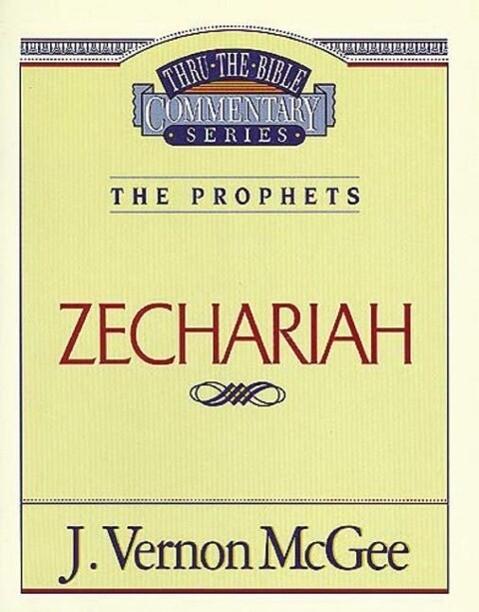 Zechariah als Taschenbuch