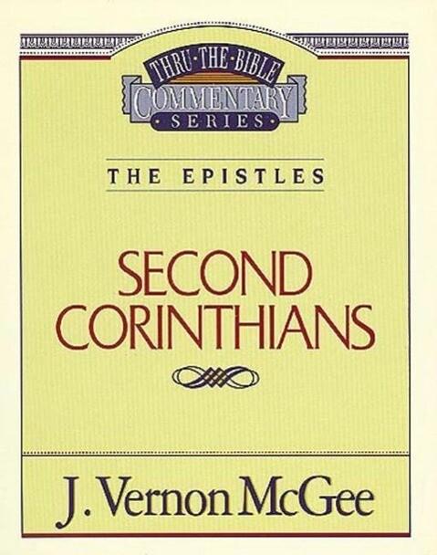 Thru the Bible Vol. 45: The Epistles (2 Corinthians) als Taschenbuch