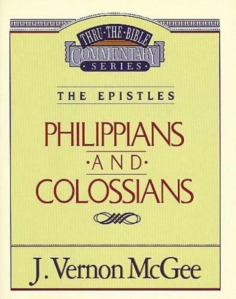 Thru the Bible Vol. 48: The Epistles (Philippians / Colossians) als Taschenbuch