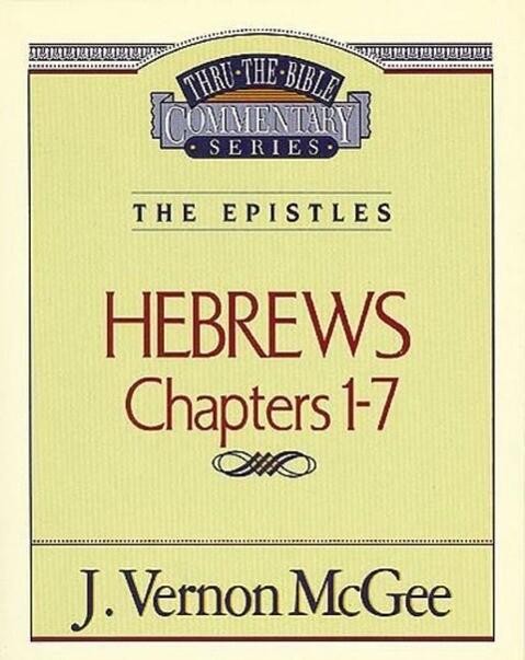Hebrews I als Taschenbuch