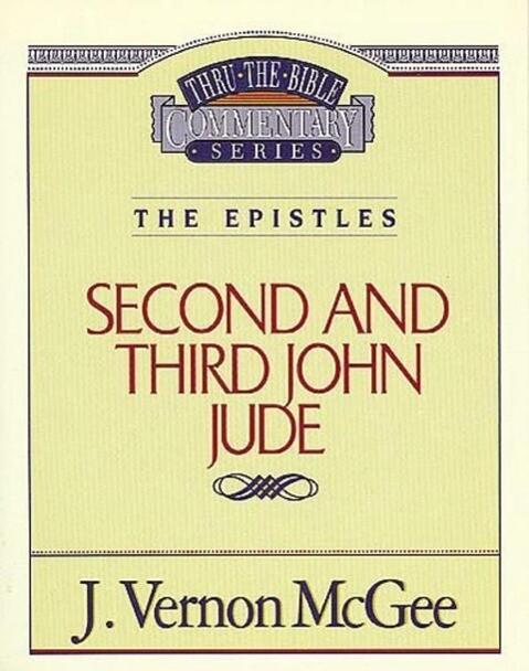 The Epistles: Second and Third John, Jude als Taschenbuch