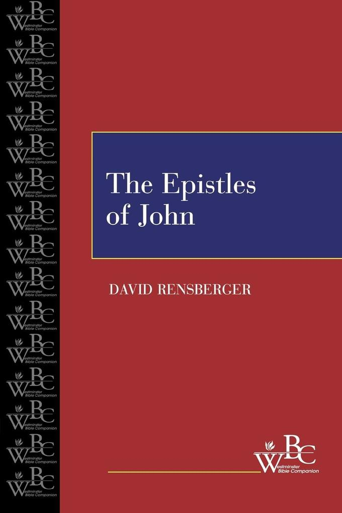 Epistles of John als Taschenbuch