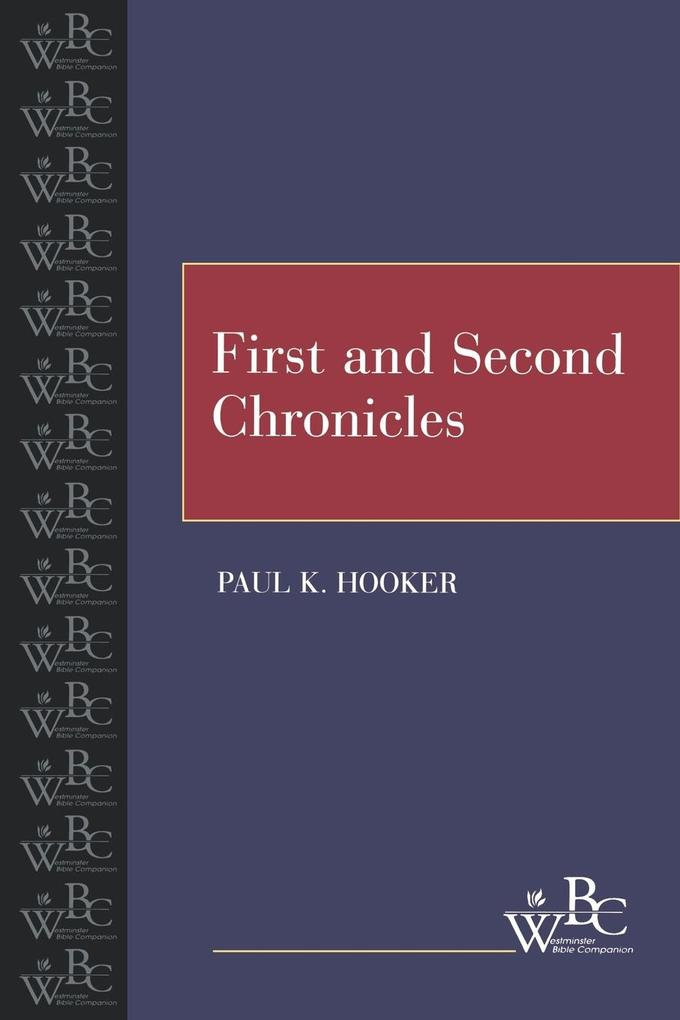 First and Second Chronicles als Taschenbuch