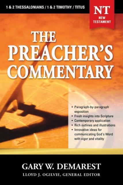 1 & 2 Thessalonians, 1 & 2 Timothy, Titus als Taschenbuch