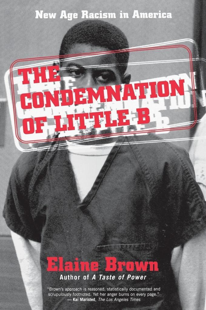 The Condemnation of Little B als Taschenbuch