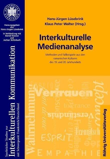 Interkulturelle Medienanalyse als Buch von