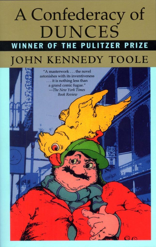 A Confederacy of Dunces als Taschenbuch