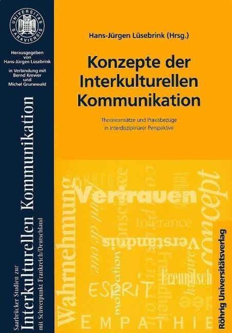 Konzepte der Interkulturellen Kommunikation als...