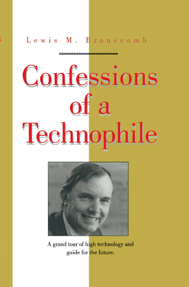 Confessions of a Technophile als Buch