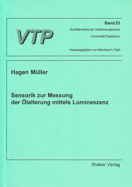 Sensorik zur Messung der Ölalterung mittels Lum...