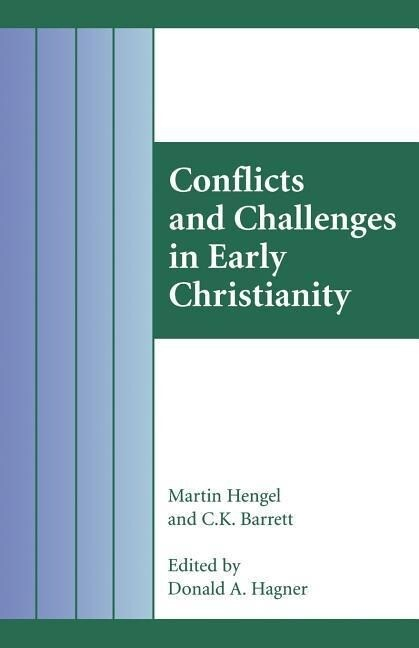 Conflicts and Challenges in Early Christianity als Taschenbuch