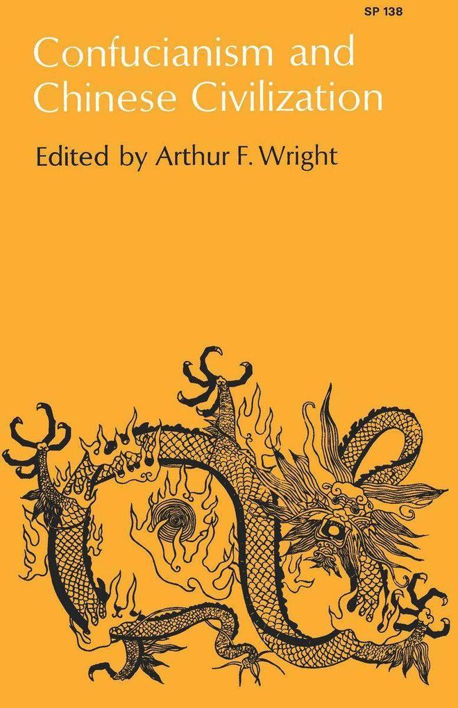Confucianism and Chinese Civilization als Taschenbuch
