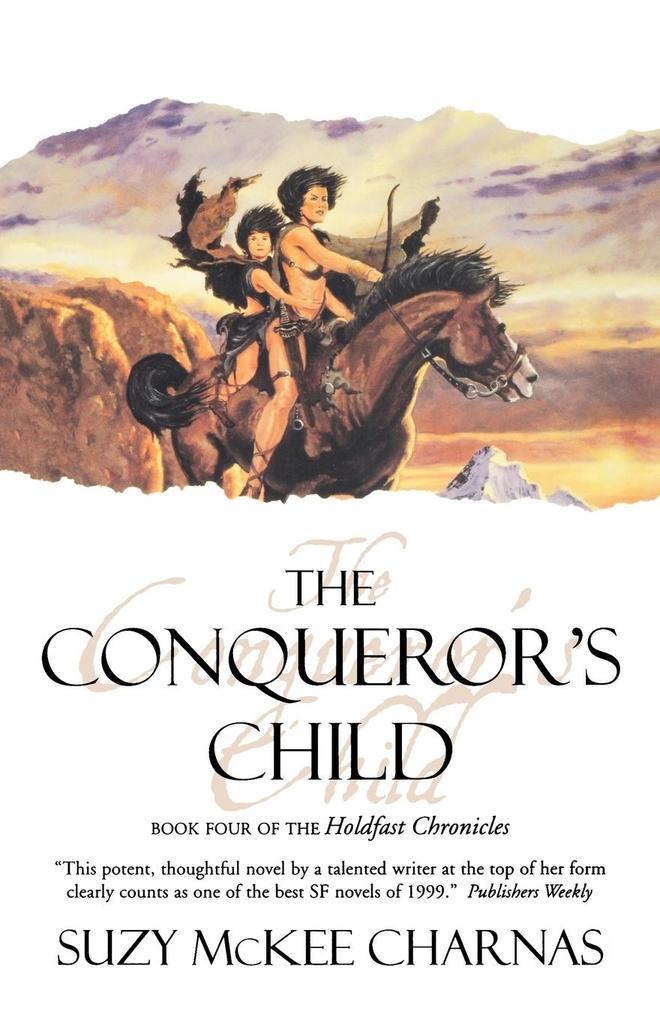The Conqueror's Child als Taschenbuch