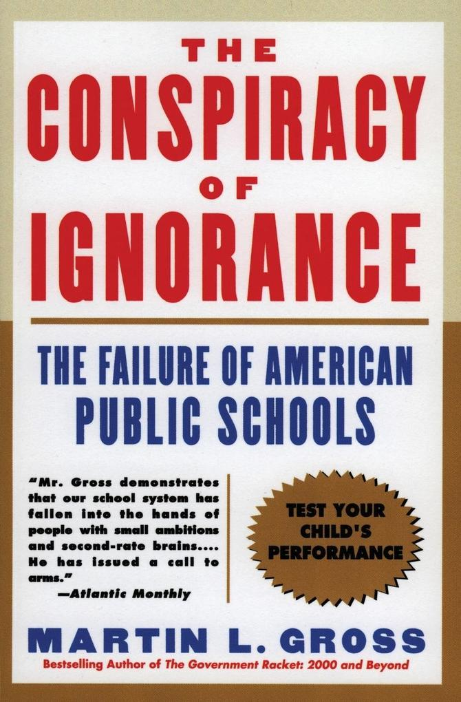 Conspiracy of Ignorance, The als Taschenbuch