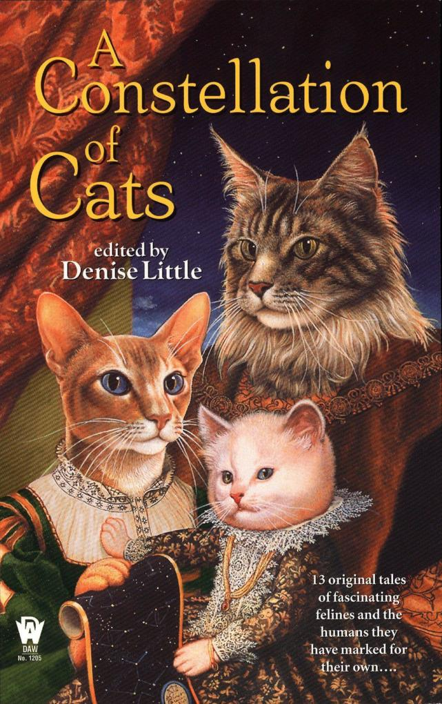 A Constellation of Cats als Taschenbuch